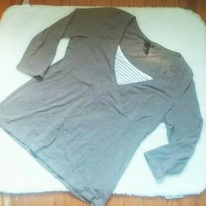Maternity 3/4 Sleeve Shirt